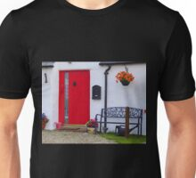 The Pink Watering Can Unisex T-Shirt