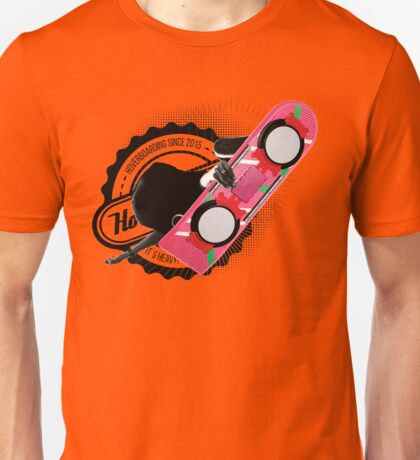 Hoverboarding 2015 Unisex T-Shirt
