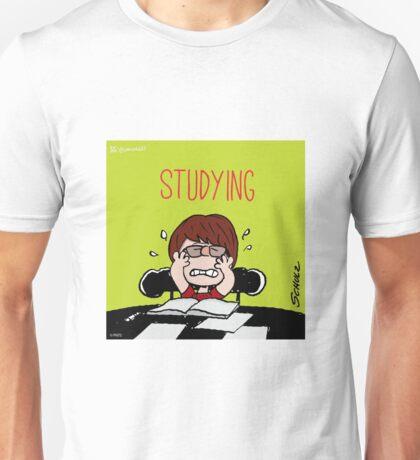 Studying Unisex T-Shirt