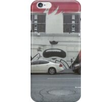 Anime' Buildings iPhone Case/Skin