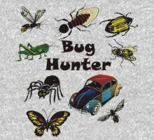 Bugs Volkswagen Bug Hunter Vintage One Piece - Long Sleeve