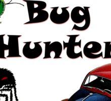 Bugs Volkswagen Bug Hunter Vintage Sticker