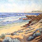 Streaky Bay, South Australia by Virginia  Coghill
