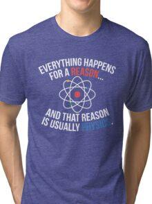 Always Physics Tri-blend T-Shirt