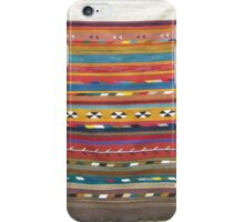 Tribal Inspired Rug iPhone Case/Skin