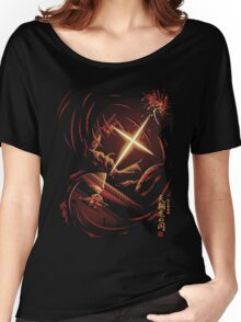 Flash of the Heavenly Dragon Women's Relaxed Fit T-Shirt
