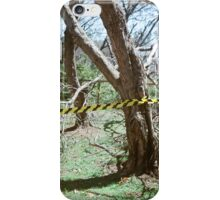 The Threat of Nature iPhone Case/Skin