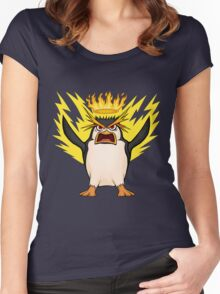King Penguin - Royal Fury Women's Fitted Scoop T-Shirt