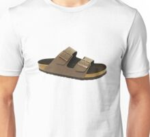 Future Sandals: Birkenstocks Unisex T-Shirt