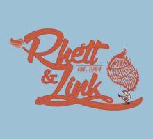 Good Mythical Morning Rhett & Link Baby Tee