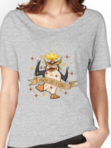 King Penguin - Party Like a King Edition Women's Relaxed Fit T-Shirt