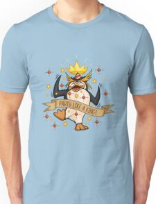King Penguin - Party Like a King Edition Unisex T-Shirt