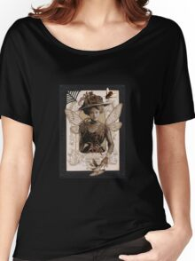 Winged Specimen Women's Relaxed Fit T-Shirt
