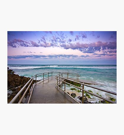 Mettams Pool, Perth, Western Australia Photographic Print