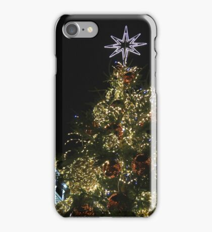st. james at christmas iPhone Case/Skin