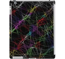 Rainbow Sticks iPad Case/Skin