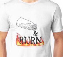 Salt and Burn Unisex T-Shirt
