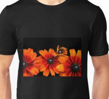Orange Sunflowers  Unisex T-Shirt