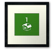 Xbox One  Framed Print