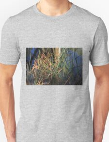 Reeds beneath the Jetty T-Shirt