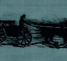 Horse Drawn by michael kenny