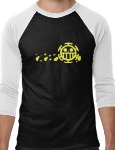 Heart Pirates Shirt  Men's Baseball ¾ T-Shirt