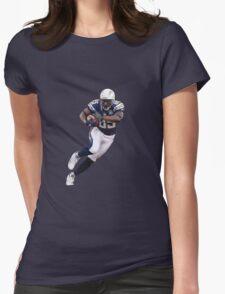 Antonio Gates Womens Fitted T-Shirt