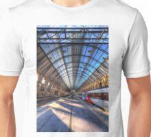 Kings Cross Rail Station London Unisex T-Shirt