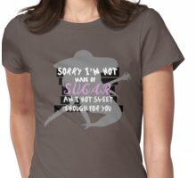 marceline with lyrics Womens Fitted T-Shirt