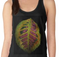 Funky Leaf Women's Tank Top