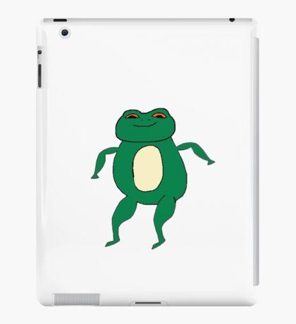 Feeling Froggy iPad Case/Skin