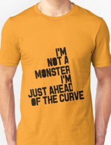 The Dark Knight - I'm Not A Monster Unisex T-Shirt