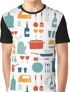 Love Your Kitchen  Graphic T-Shirt