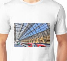 Kings Cross Station London Unisex T-Shirt