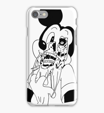 Mickey trip iPhone Case/Skin