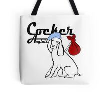 Cocker Anglais English Cocker Spaniel Gifts Tote Bag