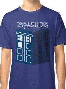 LATIN TARDIS Classic T-Shirt