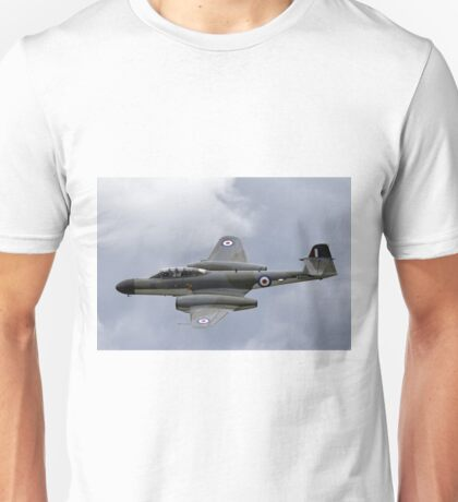 Gloster Meteor NF.11  Unisex T-Shirt