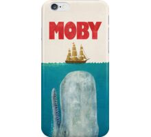 Moby  iPhone Case/Skin