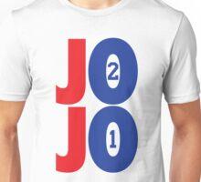 J O J O (Numbers) Unisex T-Shirt