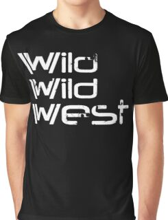 Wil Wild West (westworld) Graphic T-Shirt