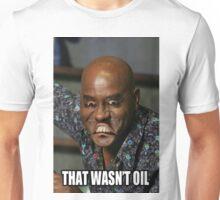Ainsley Harriott - That Wasn't Oil Unisex T-Shirt