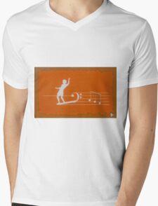 Hells Bells Mens V-Neck T-Shirt
