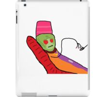 Noot Getting Pampered iPad Case/Skin