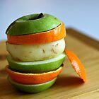 Fruit salad.....with a twist by Karen Tregoning