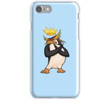 King Penguin - Royal Determination iPhone Case/Skin