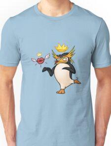 King Penguin - Royal Kiss Unisex T-Shirt