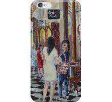 Royal Arcade iPhone Case/Skin
