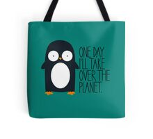 Penguin Ambition Tote Bag