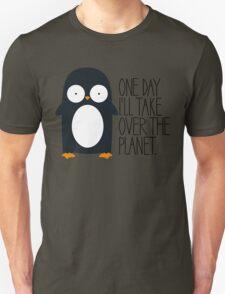 Penguin Ambition Unisex T-Shirt
